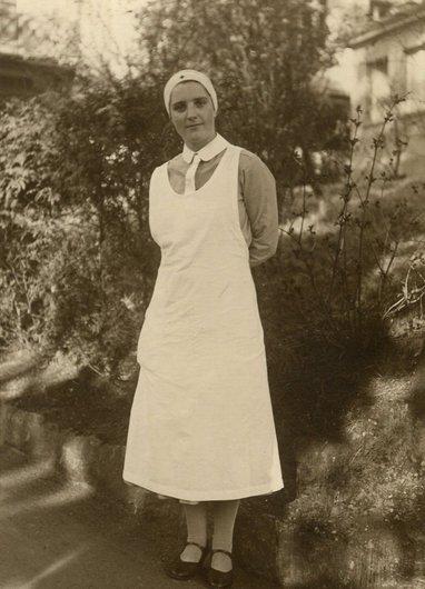 Uniforme aide-soignante 1947 - Forums de gnalogie - Geneanet