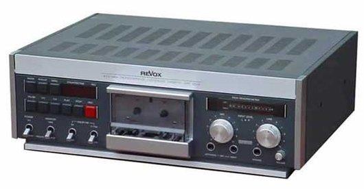 photo le revox studer b710 mkii lecteur enregistreur. Black Bedroom Furniture Sets. Home Design Ideas