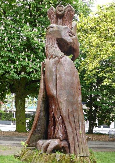 Abrimaux sculpture au jardin anglais notre histoire for Jardin anglais histoire