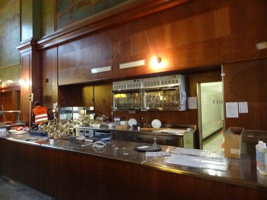 Fermeture pour travaux du buffet de la gare de lausanne for Salon discret