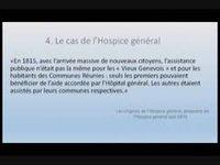 DURIAUX Jean-Denys - Les Communes Réunies et les diffcultés du départ pour ..., devenir Genevois