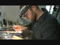 Souffleur de verre: Christophe Huguenin