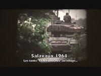 "Les chars"" tanks  Centurions ""..."